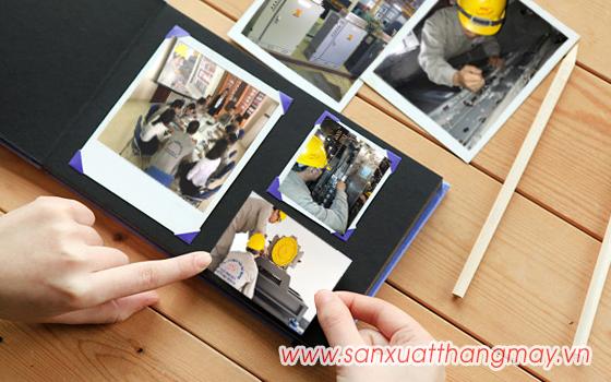 Album thang máy Hải Phú Minh