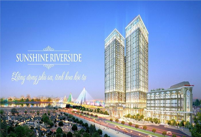 Dự án chung cư cao cấp Sunshine Riverside Phú Thượng