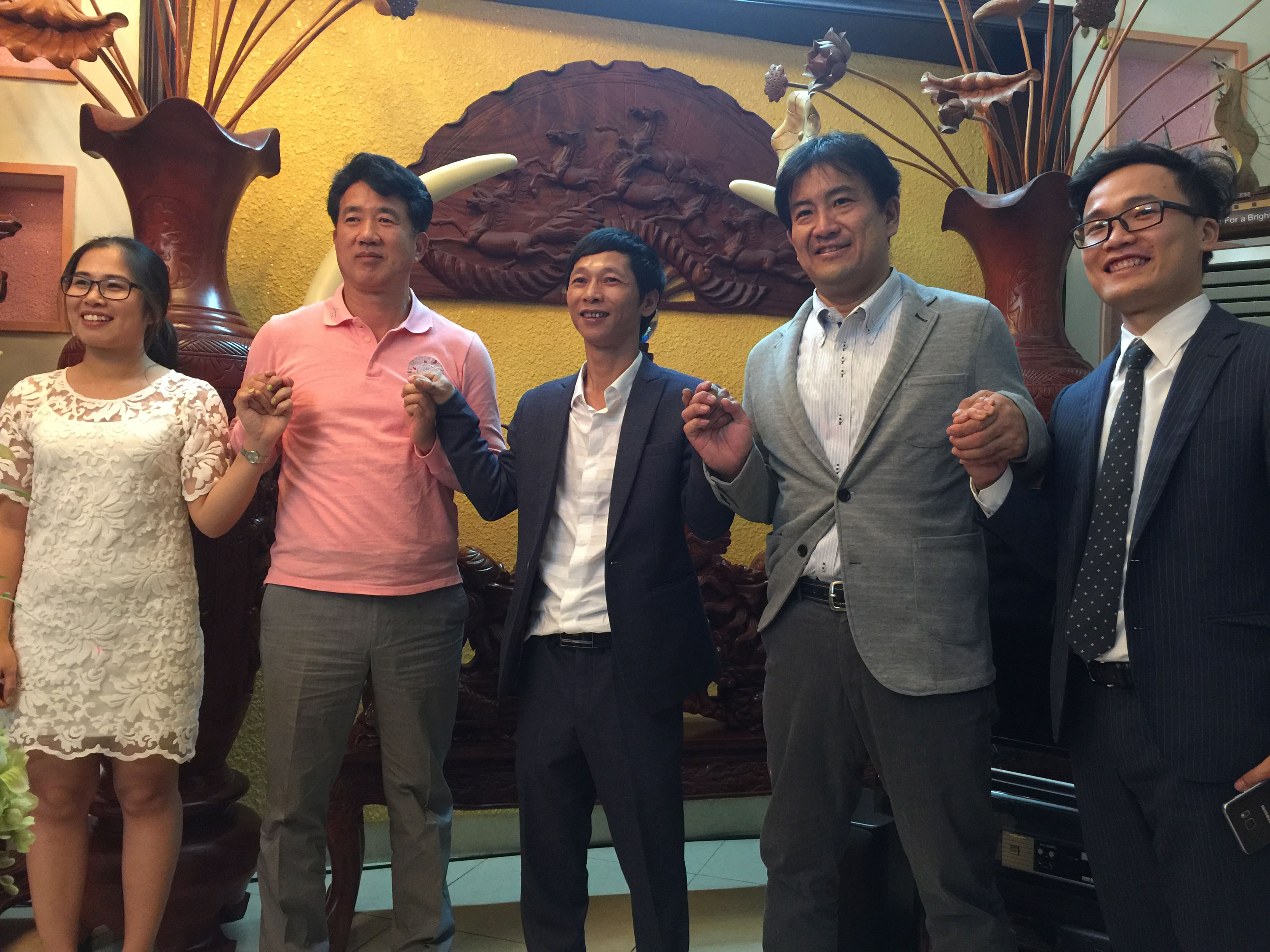 Xuất khẩu thang máy sang OSAWA - Nhật Bản