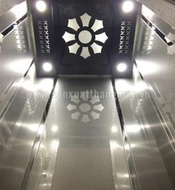 Trần giả thang máy