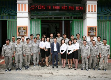 Một số hình ảnh Công ty sản xuất thang máy Hải Phú Minh