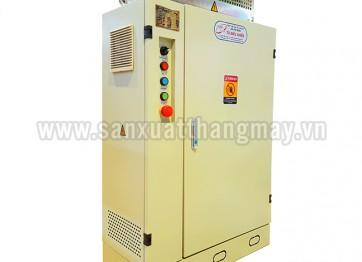 Một số hình ảnh sản xuất tủ điều khiển thang máy Hải Phú Minh